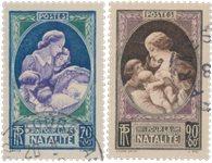 Frankrig 1939 - YT 440/441 - Stemplet