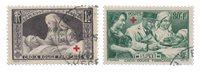 Frankrig 1940 - YT 459/460 - Stemplet