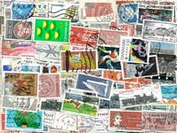 Danemark - Paquet de timbres - 600 différents