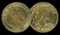 10 kr. Nordlys