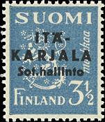 Karelia - LAPE I-K5 - *Ita-Kajala*