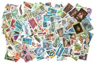 Worldwide - 1000 different stamps - Mint