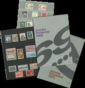 Danmark - Årsmapper 1969-70