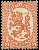 Finlande - LAPE 118a - Neuf