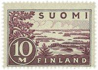 Finlande - LAPE 156cP3 - Neuf