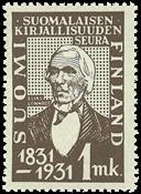 Finland - LAPE 162 - Postfrisk