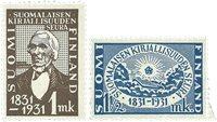 Finlande - LAPE 162-163 - Neuf