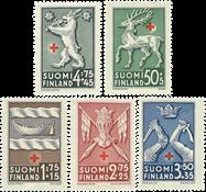 Finlande - LAPE 254-258 - Neuf