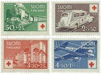 Finlande - LAPE 278-281 - Neuf