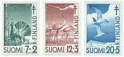 Finlande - LAPE 396-398 - Neuf