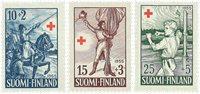 Finland - LAPE 447-449 - Postfrisk