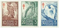 Finland - LAPE 460-462 - Postfrisk