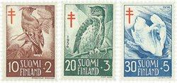 Finlande - LAPE 460-462 - Neuf