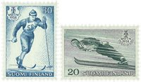 Finland - LAPE 489-490 - Postfrisk
