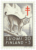 Finlande - LAPE 502 - Neuf