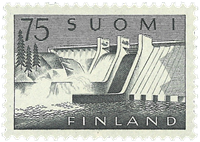 Finland - LAPE 508 - Postfrisk