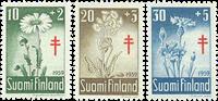 Finland - LAPE 509-511 - Postfrisk