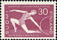 Finland - LAPE 513 - Postfrisk