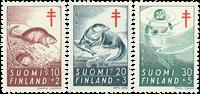 Finland - LAPE 536-538 - Postfrisk