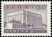 Finland - LAPE 567 - Postfrisk