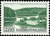 Finland - LAPE 587y - Postfrisk