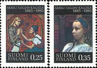 Finland - LAPE 597-598 - Postfrisk