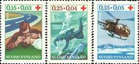 Finlande - LAPE 608-610 - Neuf