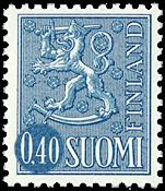 Finland - LAPE 618 - Postfrisk