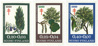 Finland - LAPE 657-659 - Postfrisk