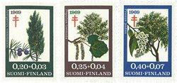 Finlande - LAPE 657-659 - Neuf