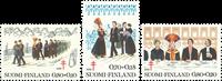 Finland - LAPE 789-791 - Postfrisk