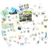Finlande - Paquet de 100 EPJ/entiers postaux diff.  + divers