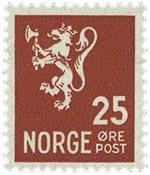 Norvège - AFA 186 - Neuf