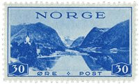 Norvège - AFA 198 - Neuf