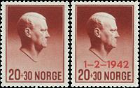 Norvège - AFA 279-280 - Neuf