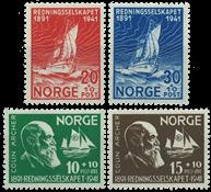 Norvège - AFA 226-229 - Neuf