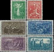 Norvège - AFA 265-270 - Neuf
