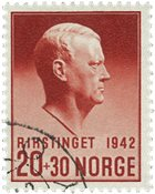 Norge - AFA 285 - Stemplet