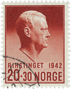 Norge - AFA nr. 285 - Stemplet