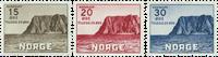 Norvège - AFA 290-292 - Neuf