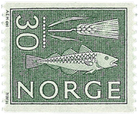 Norvège - AFA 537C - Neuf