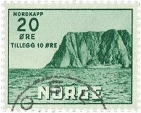 Norge - AFA 394 - Stemplet