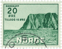 Norge - AFA nr. 394 - Stemplet