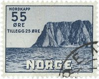 Norge - AFA 396 - Stemplet