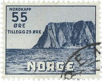 Norge - AFA nr. 396 - Stemplet