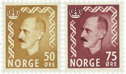 Norvège - AFA 428-429 - Neuf