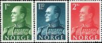 Norvège - AFA 437F-439F - Neuf