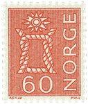 Norvège - AFA 538 - Neuf