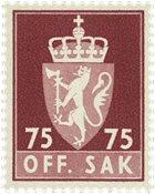 Norge - AFA nr. 85 - Postfrisk