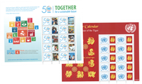 United Nations - Mint complete sheets